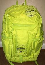 NWT Granite Gear Champ Lime Green Back Pack Water Repellent
