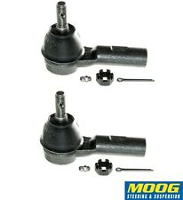 NEW Ford Mustang 2005-2014 Set of 2 Pair Front Outer Tie Rod Ends Moog ES80805