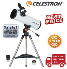 Celestron Cometron 114mm F/4 Newtonian Reflector Telescope 21079 (UK Stock)