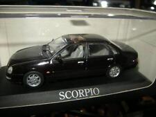 1:43 Minichamps ford scorpio ii 1995 parte trasera escalonada berenjena/púrpura OVP