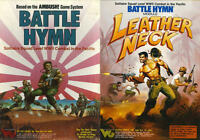 Avalon Hill Battle Hymn Leatherneck Solitaire Game PDF Reference Disc + Free P+P