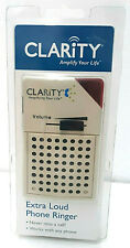 Clarity Amplify Your Life Wr100 Extra Loud Phone Ringer