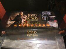 Lord Of The Rings Card Game - The Return Of The King Anthology Set.