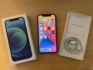 Apple iPhone 12 128GB Blue UNLOCKED *GREAT CONDITION* APPLE WARRANTY TILL NOV 21