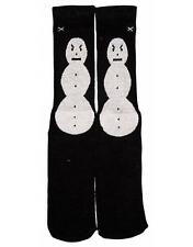 ODD SOX SOCKS COLLECTION SNOWMAN PRINT HIP HOP URBAN STYLES STAND OUT NEW!!