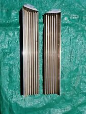 OEM 1962 Cadillac Rear Trunk Trim Pair