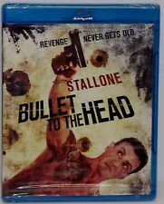 BULLET TO THE HEAD BLU-RAY DISC