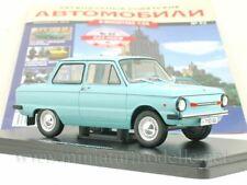 1:43 Photo-etched parts windscreen wiper 11mm brown for GAZ-21 ZIM ZAZ-968 etc