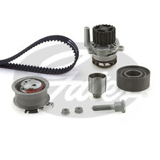 SKODA OCTAVIA 2.0 TDI VRS TIMING BELT KIT & WATER PUMP GATES BMN 2004-2013