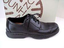 Dunham Bryce Black Leather Oxford by New Balance Size 9 1/2 B,Nwb