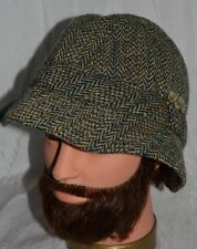 Vintage David Hanna & Sons 100% Pure Wool Hat Donegal Town Ireland
