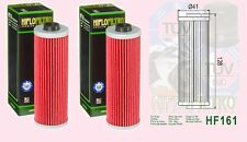 2x HF161 Oil Filter for BMW R R100     R90  1973-76 &  R100GS   1987-94