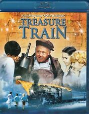Treasure Train Blu Ray Fernando Arrabal Mickey Rooney Odyssey Moving Images