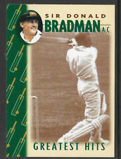 WEETBIX DON BRADMAN GREATEST HITS CRICKET CARD # 8 of 16