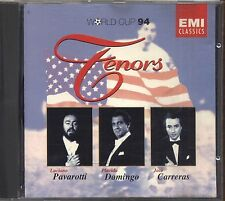 World Cup 94 - Tenors - PAVAROTTI / DOMINGO / CARRERAS - CD 1990 USATO