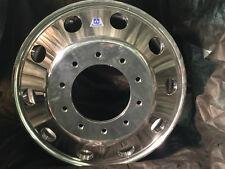 1) 19.5 X 6  NEW ALCOA WHEEL DODGE RAM 4500/ 5500  NEW 10 LUG POLISHED 763297