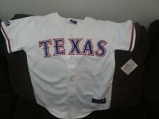 Texas Rangers Youth Jersey New with Tags