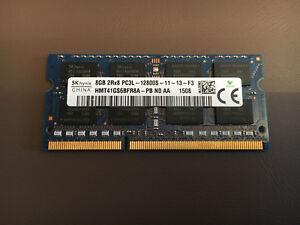 HYNIX 8GB 2Rx8 PC3L-12800S-11-13-F3 (HMT41GS6BFR8A-PB)