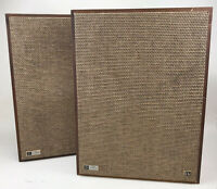 The Fisher KS-1 Heritage Series Speakers Vintage Local Pick Up Only