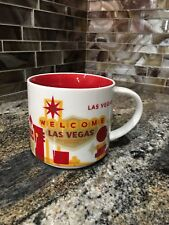 Starbucks You Are Here Las Vegas Coffee Mug Cup