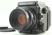 【TOP MINT】MAMIYA RZ67 Pro Sekor Z 110mm f/2.8 Lens 120 Filmback From JAPAN