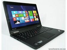 "Lenovo Thinkpad Yoga S1 ULTRABOOK LAPTOP i5 1.7Ghz 4GB 256GB 12"" FHD Touchscreen"