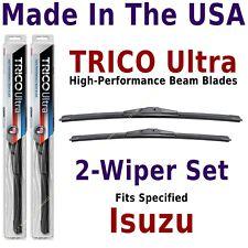 Buy American: TRICO Ultra 2-Wiper Blade Set fits listed Isuzu: 13-20-19