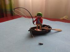 Playmobil barco pirata, 3940, 3937, pescador, Pirate Ship, fisherman, Piraten