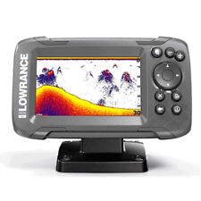 Lowrance Hook 2 4X Depth Sounder Fish Finder & Transducer