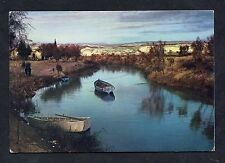 View of the Place of Jesus Baptism, River Jordan. Posted in UK - 1983.
