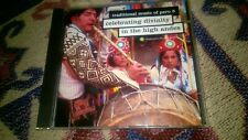 Traditional Music Of Peru 5: Celebrating Divinity In The High Andes V/A CD.