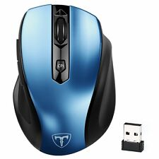 VicTsing 2400DPI Wireless Mouse Optical Mouse Mice w/ Receiver for PC Laptop Mac