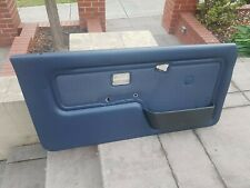 BMW E30 Front Door Cards (Blue or Gray) Series 2 Coupe