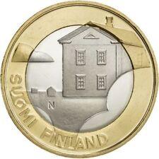 Euro-Kursmünzensets aus Finnland