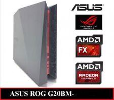 ROG G20BM-AU001T Gaming PC Quad 3.5ghz/16gb/128SSD/2TB/Blu-Ray/R9/WIN10