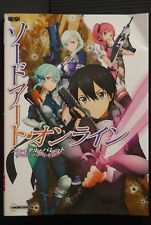 JAPAN Sword Art Online: Fatal Bullet The Complete Guide Book