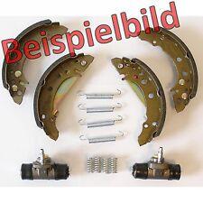 VW Polo 6N 9N Bremsen Bremse Bremsbacken Set Satz Kit hinten**