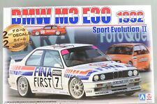BMW M3 DTM 1992 No. 7 / No. 20 Aoshima Beemax