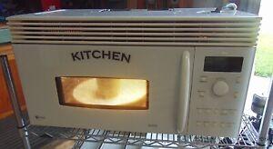 GE Profile Advantium Household Speedcook Oven Model# SCA2000FWW 02 ~ S5959