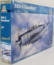 ITALERI 1:48 2673 SBD-5 Intrépide Model Aircraft Kit