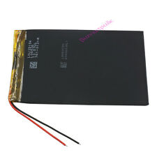 3.7V 3000 mAh Polymer Li Lithium cells Li-po For iPod Tablet PC Phone 3768112