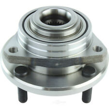 Axle Bearing and Hub Assembly-w/o ABS Front Centric 400.48000E