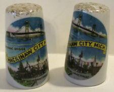 Collectible Souvenir Salt & Pepper Shakers