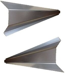 Jaguar S Type 1998 - 2007 Match Up Sill - X2, Double Galvanised New