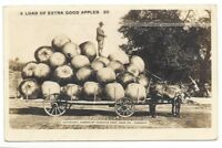 A Load Of Extra Good Apples 20 Postcard Canadian Post Card Co
