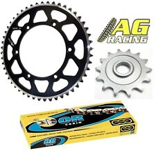 Yamaha YZ 125 99-04 Regina 520 O-Ring Chain Sprocket Set 13T 47T Black