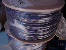 2000 FOOT NEW PHONE CABLE  2  CONDUCTOR # 18  SOLID TYPE FPLP SHIELDED