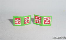 HALLMARK  SONGBOOKS FOR THE 1980 COOL YULE FROSTY FRIENDS ORNAMENT - FREE SHIP