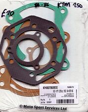 Top End Gasket Set KTM250 KTM 250 1984-1986 MX GS SX EGS (WRP)
