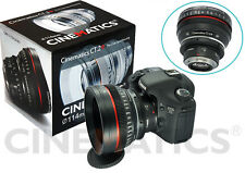 Customized full-frame film lens CAN50/1.4-EF Canon EF mount DSLR photography